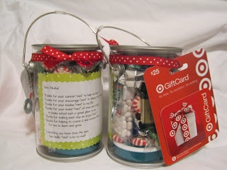Tutor Tubs: Teacher Gifts- End of the year