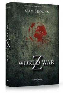 """Hvis en zombie angreb dig på dit arbejde, hvordan ville du så nedkæmpe den?  Hvis du har et svar parat til det spørgsmål, så kan du ikke bare overleve den zombieplage, som Max Brooks beskriver i bogen """"World War Z"""", du kan også vinde et eksemplar af bogen."""