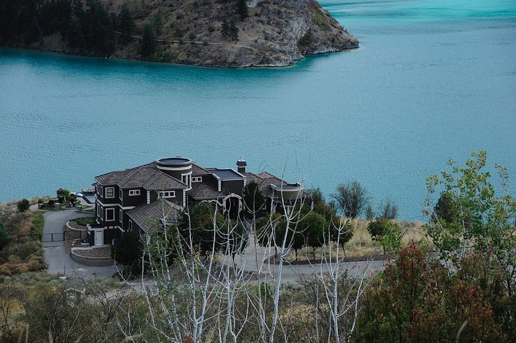 Stunning Mediterranean-style estate overlooking Kalamalka Lake in Vernon BC. This 5600 sq.ft. home features 3400 sq.ft. of outdoor lanai porches, a salt water pool with a soothing waterfall, hot tub, built-in outdoor BBQ with sitting area and a loggia (outdoor living room) with gas fireplace. For sale now...