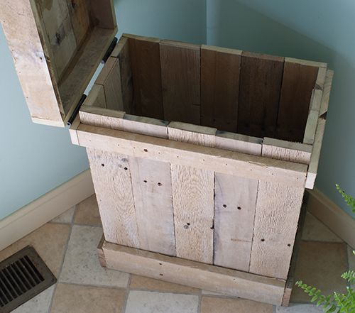 Recycle Pallet: Best 20+ Dog Food Bin Ideas On Pinterest