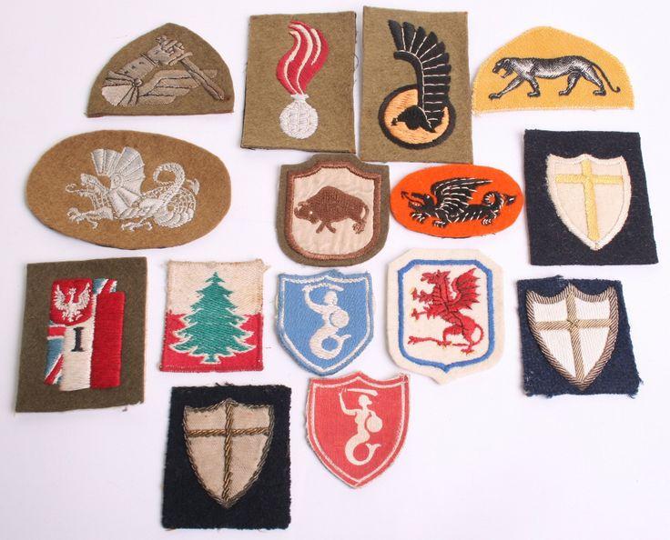 Polish emblems.