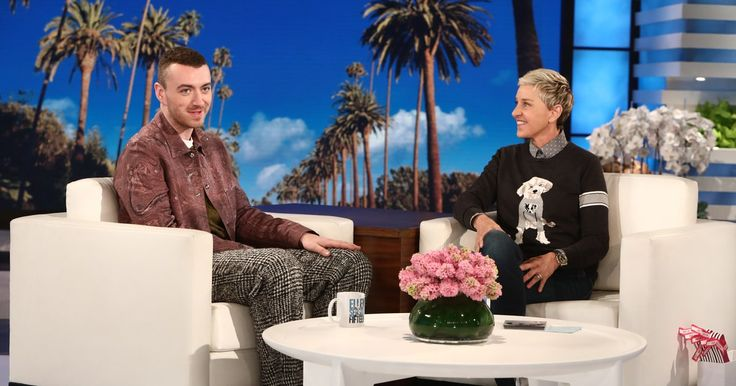 Watch Sam Smith Talk Tequila-Fueled Oscars Flub on 'Ellen'  ||  Sam Smith detailed Oscars controversy and talked about the importance of returning to normal life on 'The Ellen DeGeneres Show.' http://www.rollingstone.com/music/news/watch-sam-smith-talks-tequila-fueled-oscar-flub-on-ellen-w509991?utm_campaign=crowdfire&utm_content=crowdfire&utm_medium=social&utm_source=pinterest