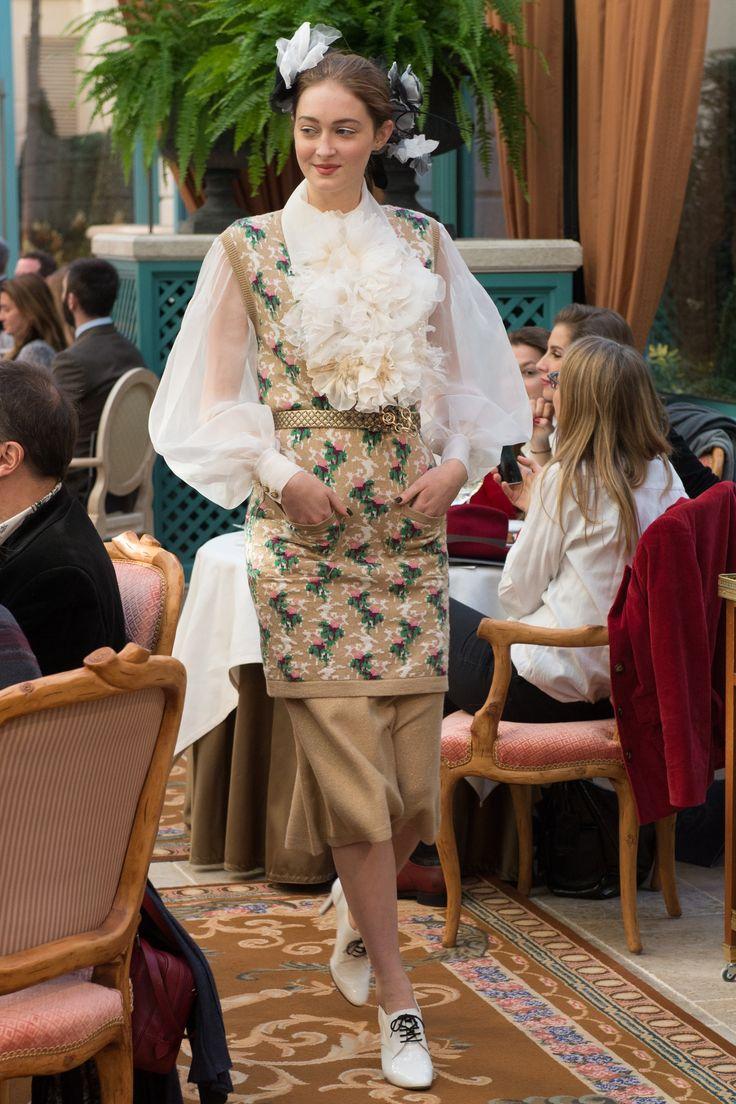 Chanel Pre-Fall 2017 Fashion Show – laisa