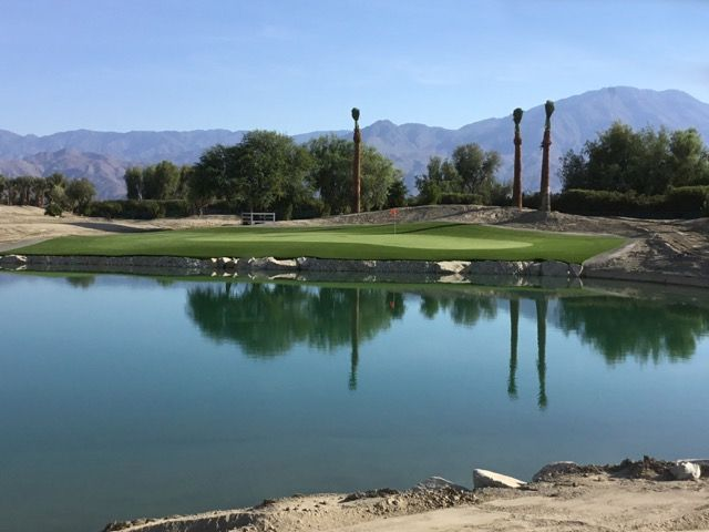 6 Acre 45,000 SF Celebrity Green Golf Complex!