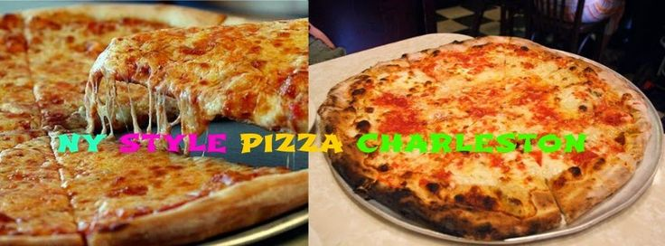 Get the free delivery for NY style Pizza in Charleston.