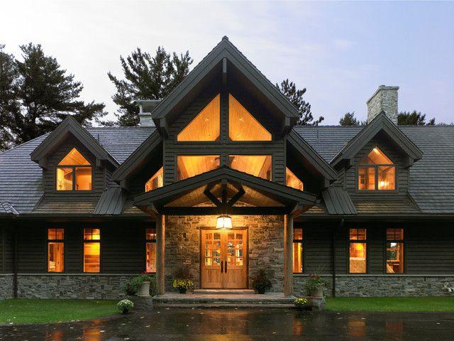 Best 25 cedar homes ideas on pinterest log cabin plans for Lindal home plans