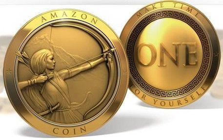 22 de mayo de 2013: La nueva moneda digital para comprar online en Amazon.