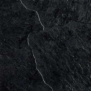 ALAMANSA MATT BLACK FLOOR TILE 33.8X33.8CM