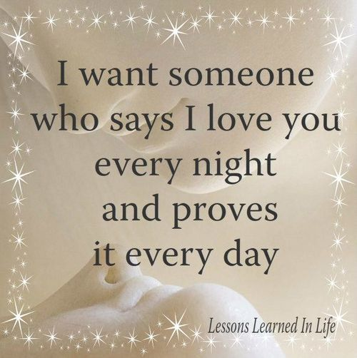 Quotes I Love You More Every Day: Megan I Promise To Love You Everyday For The Rest Of Our