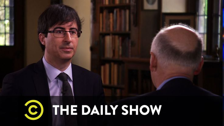 The Daily Show - John Oliver's Australia & Gun Control's Aftermath