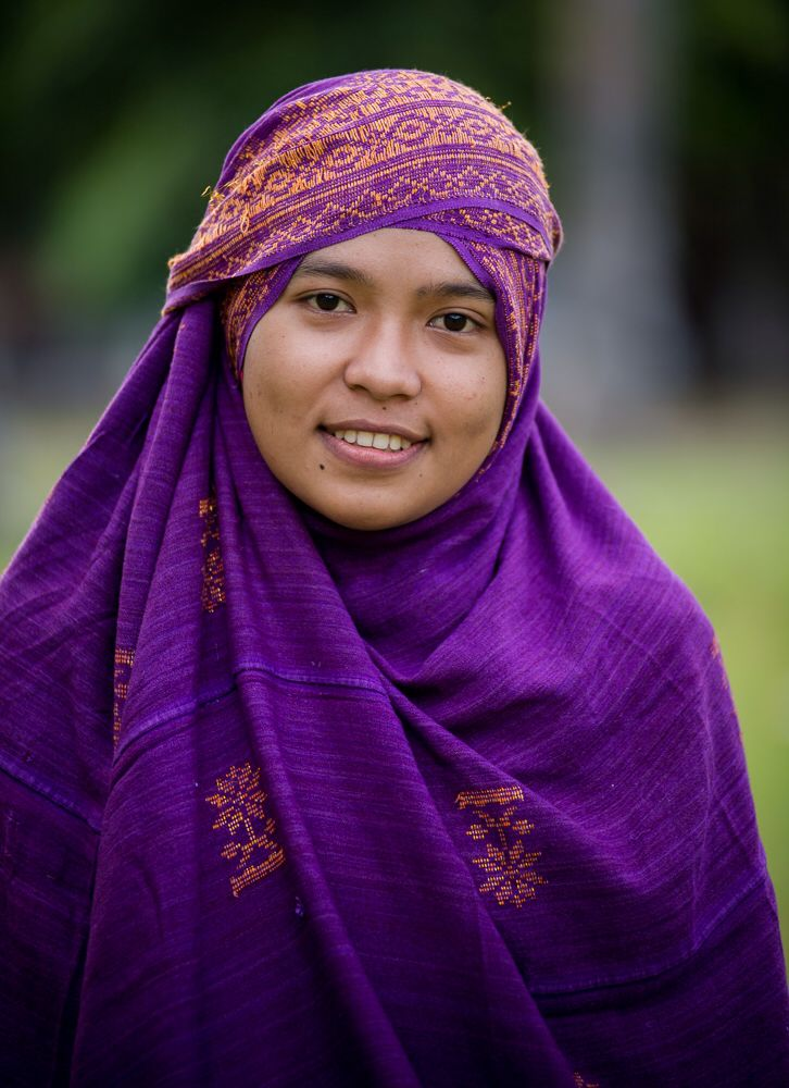 girl from Bima - Indonesia by galam & ade