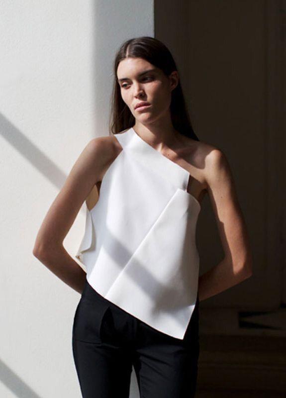 Copperni Femme. Paris Fashion Week SS15  