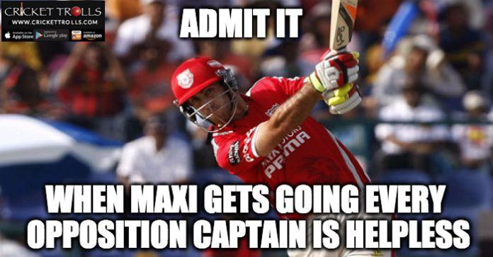 #VivoIPL #IPL2016 #KXIPvsRPS #GlennMaxwell #Maxi  Kings XI Punjab  Glenn Maxwell's fire at the end steals the show from Rising Pune Supergiants  http://www.crickettrolls.com/2016/04/17/the-max-factor-for-kings-xi-punjab-ipl-2016/