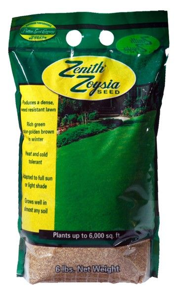 Zenith® Zoysia Grass Seed (6lb.)