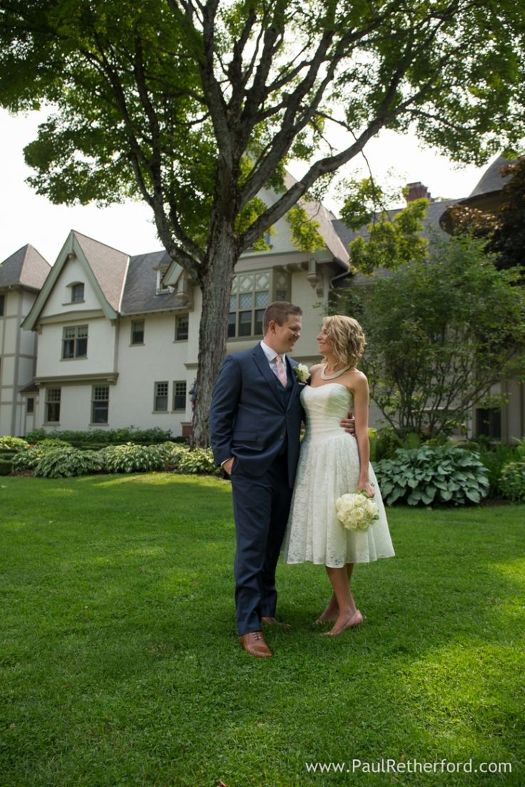 The Inn At Stonecliffe Wedding On Mackinac Island Northern Michigan A Destination Elopement
