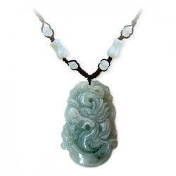 pendentif Jade - signe du dragon