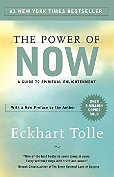 The Power of Now: A Guide to Spiritual Enlightenment. Exploring the benefits of living in the present moment. (affiliate)