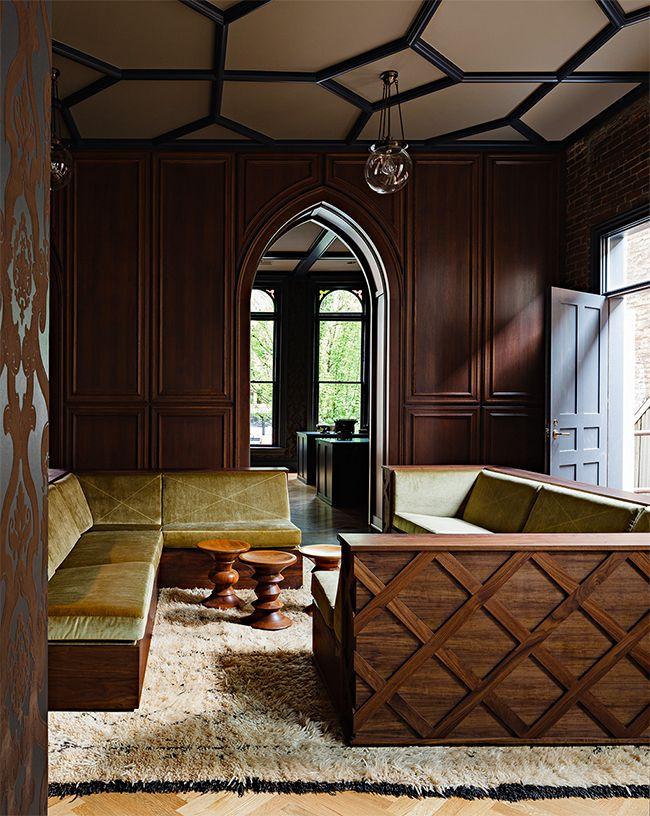 Design Mobel Eine Dunkle Gothik Einrichtung. die besten 25+ gothic ...
