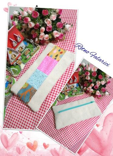 Pouch...patchwork