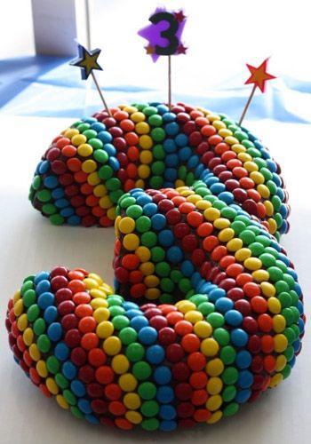Торт мальчику на день рождения