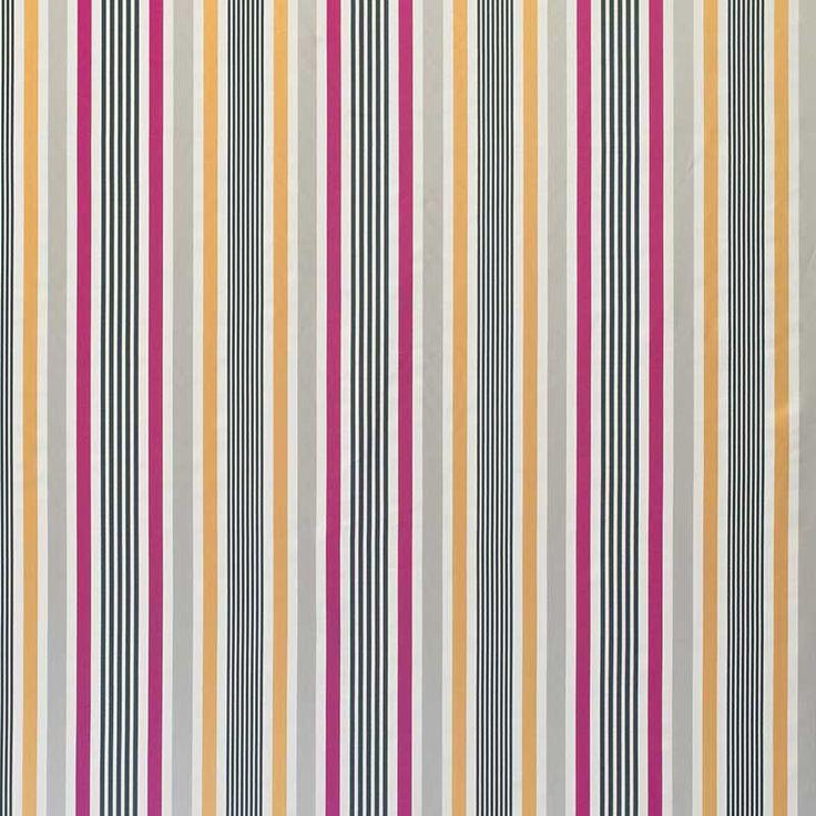 Warwick Fabrics : ADELLE, Colour FLAMINGO