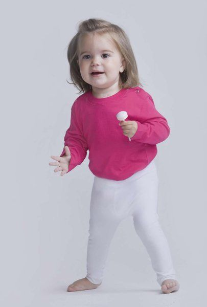 Madita Kinder Leggings Weiß von KinderKrams auf DaWanda.com