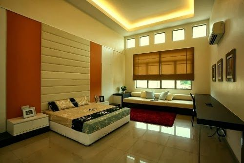 Simple bedroom interior design, glorious ceiling light, wall painting, side table, sofa, pillow, window, carpet and tiles flooring http://www.urbanhomez.com/decors/bedroom Find The Top House Painters Service Provider at http://www.urbanhomez.com/home-solutions/home-painting-services/delhi-ncr Ideas for your Home at http://www.urbanhomez.com/decor Get hundreds of Designs for the Interiors of your Home at http://www.urbanhomez.com/photos Find The Beautiful Bedroom Services at…