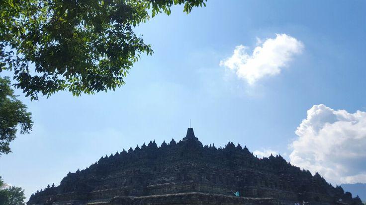 Borobudur Temple Magelang - Central Java Indonesia