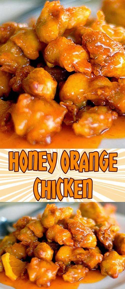 I just tried this Honey Orange Chicken recipe and it was wonderful. I love the honey-ginger-orange juice combination. I would definitely try this again. #chinesefoodrecipes