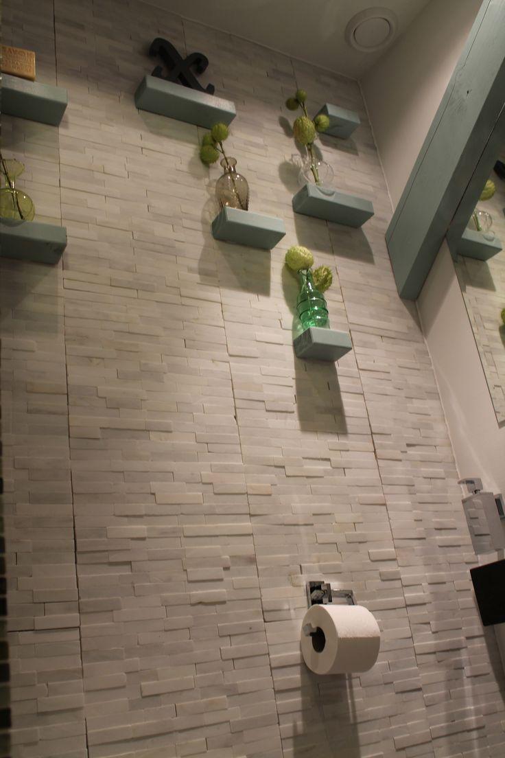 17 beste afbeeldingen over wand decoratie i things for a wall op pinterest kapstokken - Decoratie toilet ontwerp ...