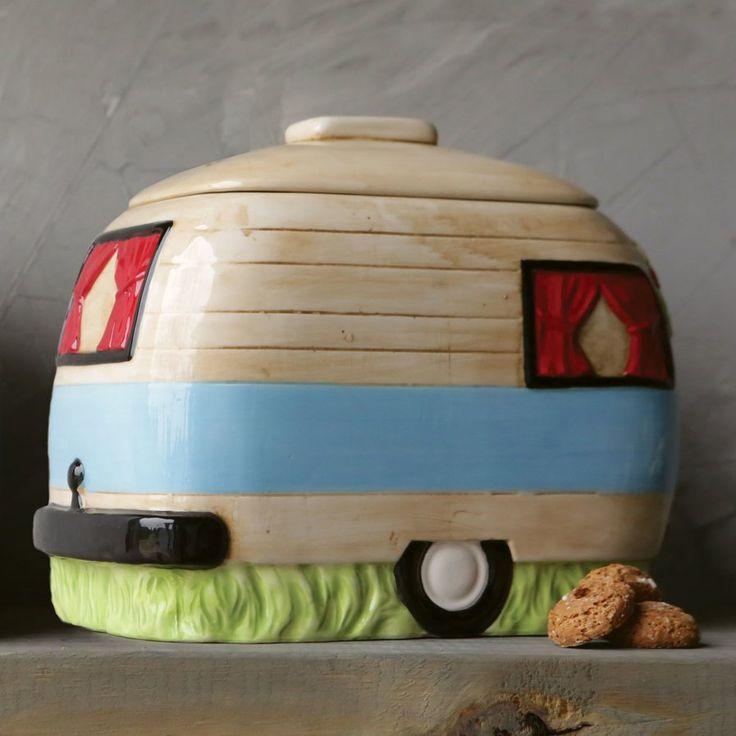 Gallery Camper Cookie Jar