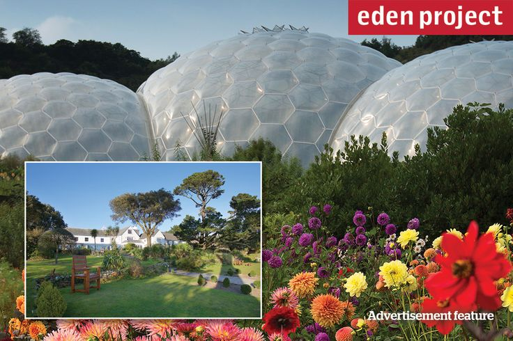 Enter to win Eden Project tickets and a two-night hotel break at the Talland Bay Hotel in Cornwall, in this exciting competition from gardenersworld.com