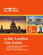 Preplanned 5-day London City Guide