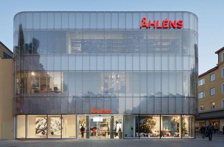 Tham & Videgård Arkitekter · Department Store in Uppsala