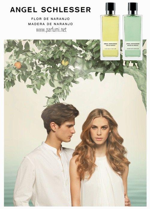 #Angel #Schlesser #Flor de #Naranjo EDT за жени е нов парфюм на испанският моден дизайнер Ангел Шлесер. Angel Schlesser Flor de Naranjo EDT за жени е лансиран 2011 година.