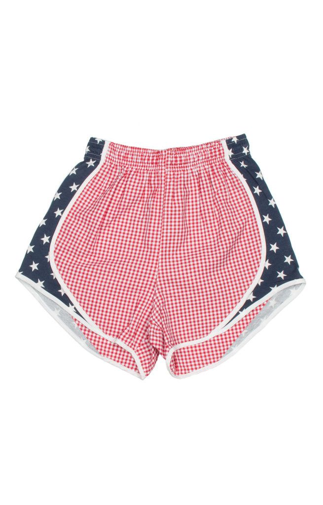 Lauren James signature shorties meet classic gingham, and we're loving it! With the same fit as our seersucker shorties, you're gonna love these new additions! And there is no such thing as too much r