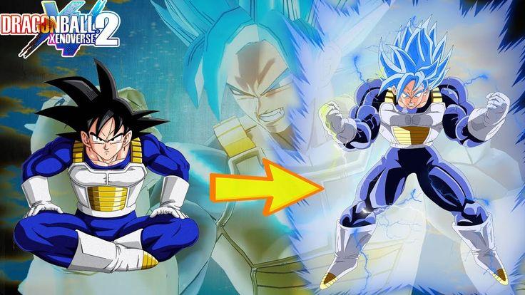 Goku Ascended Super Saiyan Blue Full Power | Goku Super ...