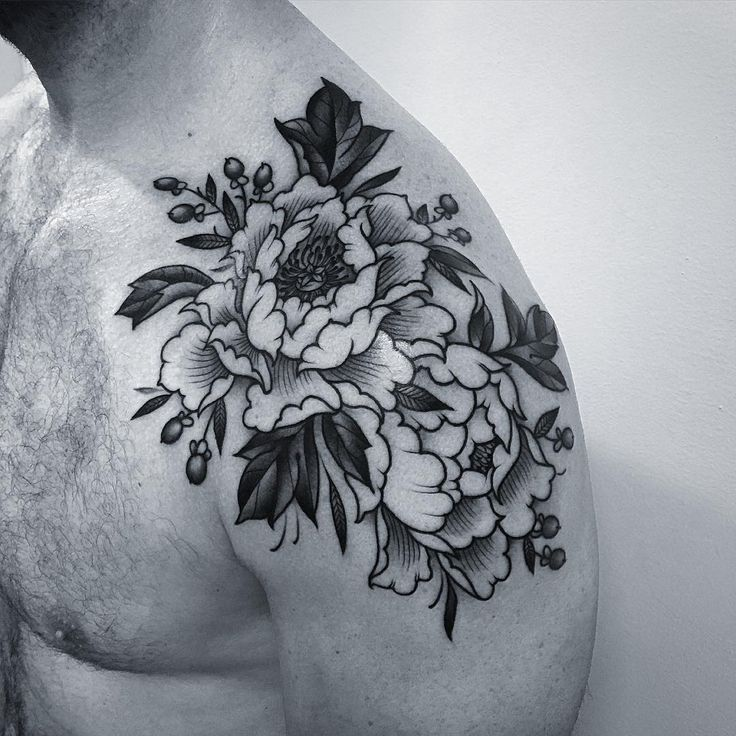 100 peony tattoo peony nastyatattooer dotwork linework sketch tattoo flowers peonytattoo. Black Bedroom Furniture Sets. Home Design Ideas
