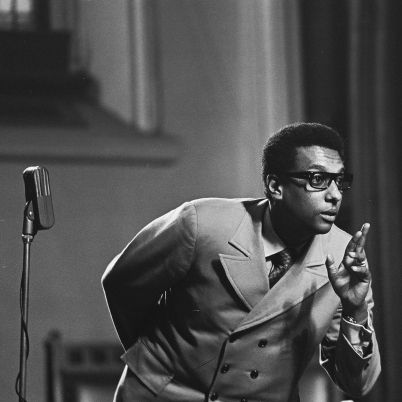 "[black power] Stokely Carmichael coined the phrase ""Black Power."" Not known by many but he played an intricate part in the movement."