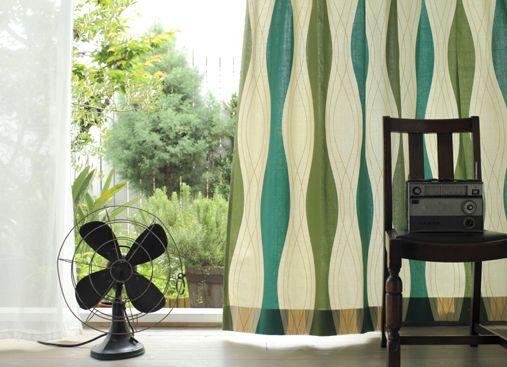 カーテン | 北欧カーテンや遮光カーテン、既製カーテンならFIQ