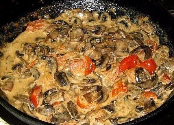 Потрясающе вкусное блюдо! Рецептик нашла недавно в интернете, готовлю уже в…