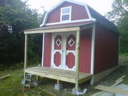 Barn Style Shed?