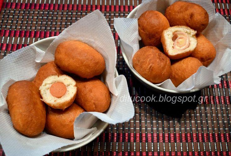 Γευστικές απολαύσεις από σπίτι: Πιροσκί mini