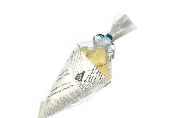 Fish N Chips Sweet Cone Wedding Favour Party by HelensDessertCart