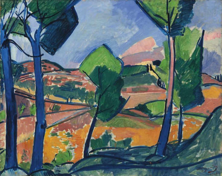 1000 images about andr 233 derain on pinterest andre derain fauvism