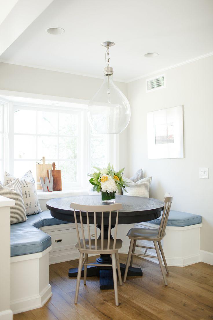 Best Dining Area Breakfast Nooks Images On Pinterest - Craftsman bungalow kitchen breakfast nooks