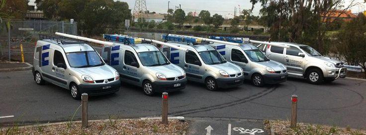Titanium Electrical Service Vans