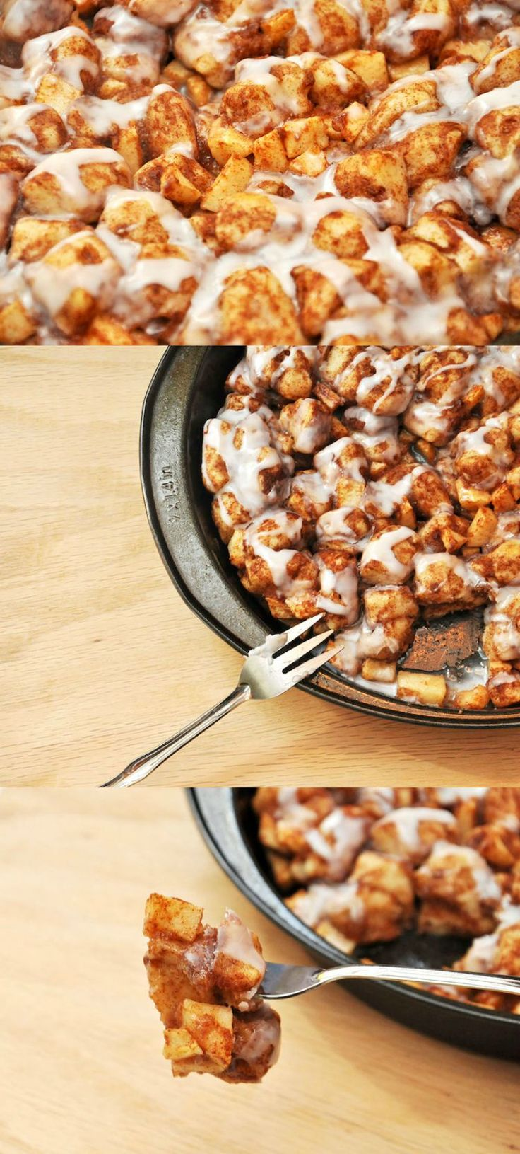 This delicious apple cinnamon roll monkey bread recipe is the yummiest breakfast snack or the best treat after a hearty dinner.