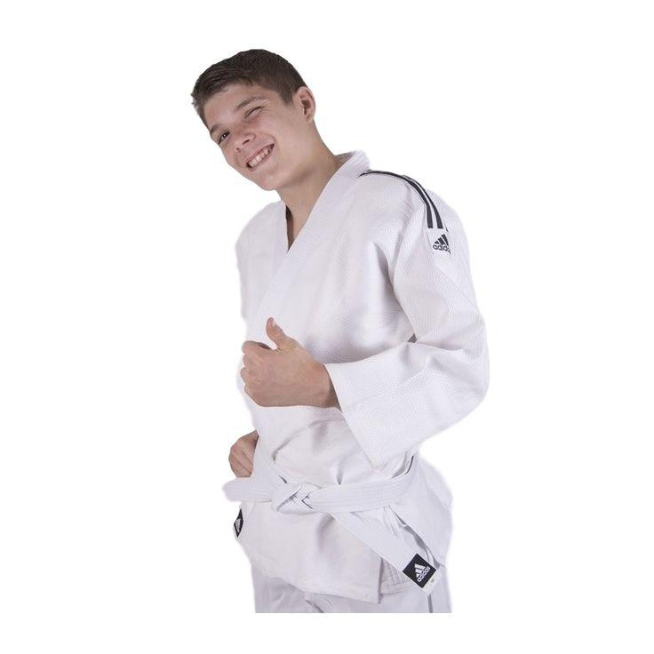 Judogi ADIDAS entrenamiento ADISTART J300 - €26.89   https://soloartesmarciales.com    #ArtesMarciales #Taekwondo #Karate #Judo #Hapkido #jiujitsu #BJJ #Boxeo #Aikido #Sambo #MMA #Ninjutsu #Protec #Adidas #Daedo #Mizuno #Rudeboys #KrAvMaga #Venum