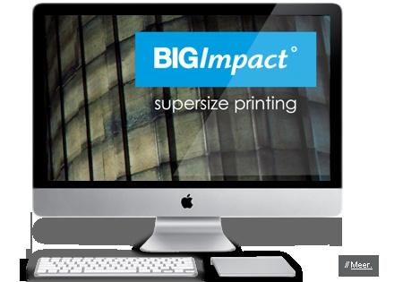 Huisstijl ontwikkeling voor BigImpact